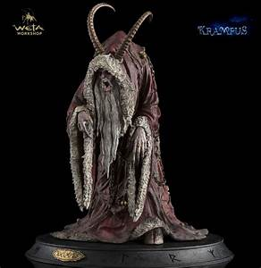Krampus Critters On The Loose At The Weta Shop Mordor