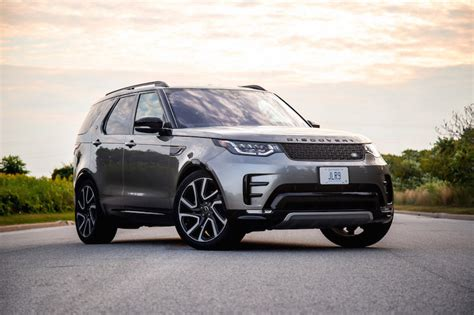 review  land rover discovery hse  canadian auto