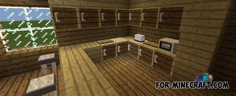 Kitchen In Minecraft Pe by Mrcrayfish S Furniture Mod V6 For Minecraft Pe 0 11 0 13