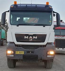 2013 Man Tgs 41 480 8x8 Off Road Crane Truck