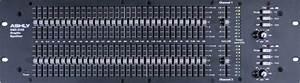 Ashly Audio Gqx-3102 31 Band 1  3 Octave Graphic Eq