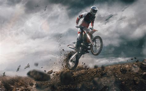 Motocross 4k Wallpapers