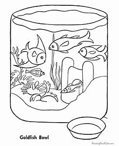 fish coloring pages for kids 40 free printable coloring With wiringpi 40 pins
