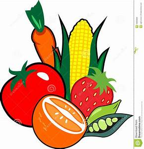 Fruits And Vegetables Border Clipart | Clipart Panda ...