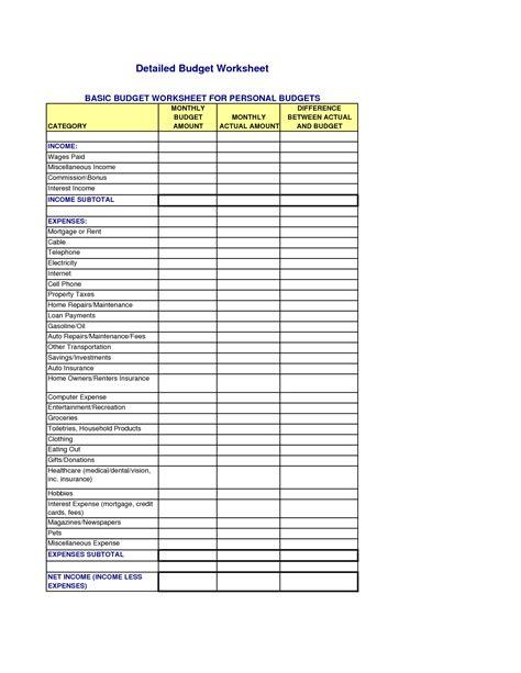 basic budget template basic budget template geocvcco