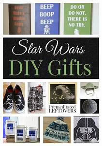 DIY Star Wars Gifts - Premeditated Leftovers