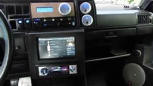 Car audio speaker setup - YouTube