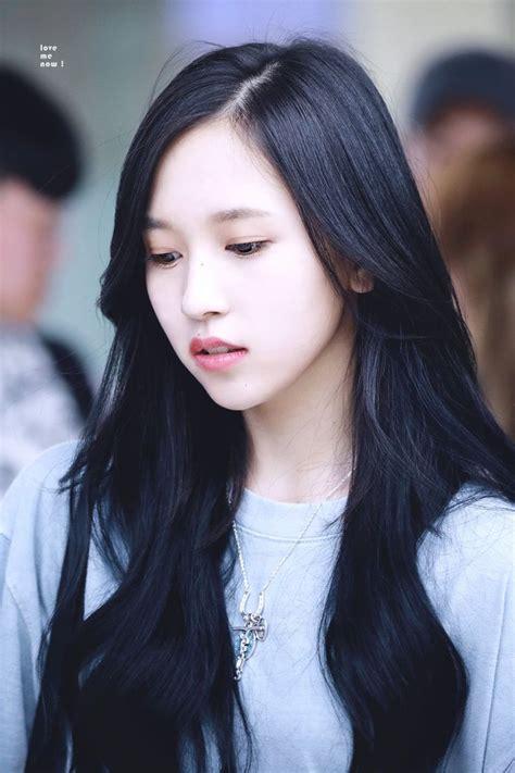 But Black Hair by I Want Jeongyeon Momo And Mina To Hair