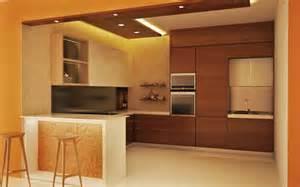 Designs For Kitchen Islands Counter Talk Modular Kitchen With A Breakfast Bar Homelane