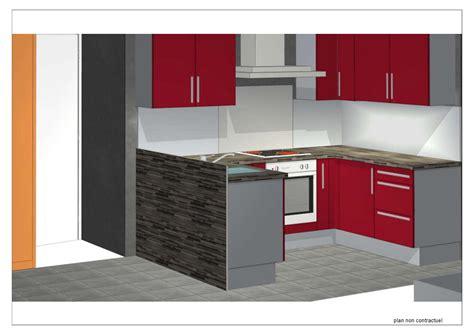 plan 3d cuisine vente et pose de cuisine sur laneuveville devant nancy