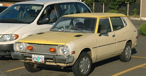 Datsun F10 For Sale by Parked Cars 1977 Datsun F10 Sport Wagon And Rich