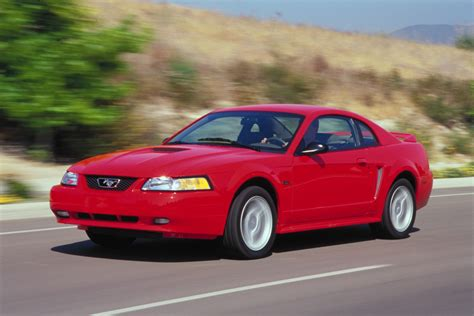 nicb report reveals  stolen ford mustangs