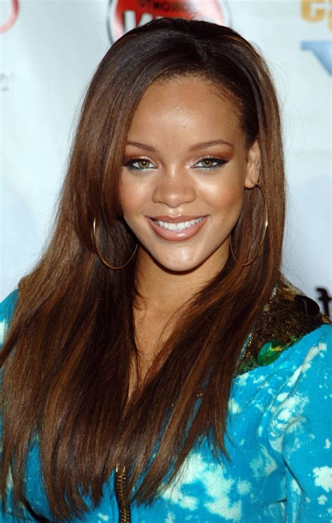 Hair With by Rihanna Hair Changes Really