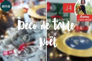 Table De Fete Decoration Noel : d co de no l table de f te originale et simple r aliser ~ Zukunftsfamilie.com Idées de Décoration