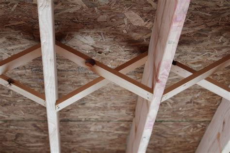 wood floor joist bridging floor squeak diagnosis repair and prevention for your