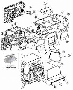 jk unlimited soft top hardware jeep tech pinterest With installing a new jeep soft top