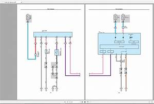 Lexus Ls600h  2010  Electrical Wiring Diagram