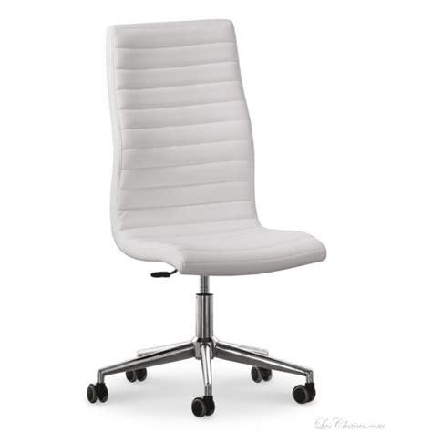 chaise de bureau design blanche chaise de bureau blanche meilleures images d 39 inspiration