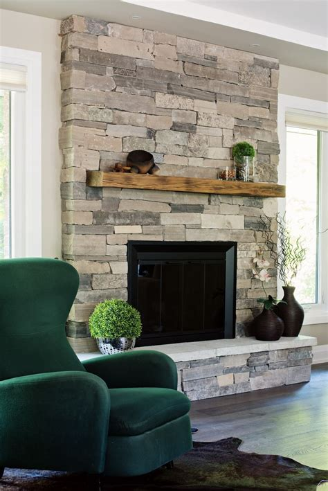 nice ideas stone fireplace ideas  classic warm