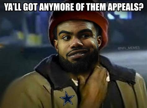 Memes Have Fun With Texans, Cowboys' Brutal Losses