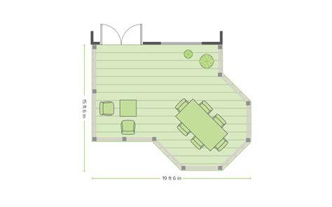 find a builder in your area overlook deck design plans trex