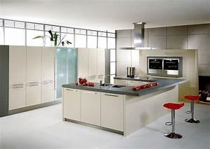 Küchen U Form Bilder : freistehende u form k che vigo in schichtstoff beige ~ Orissabook.com Haus und Dekorationen