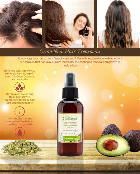 Amazon.com : Grow New Hair Treatment | The Best Way to