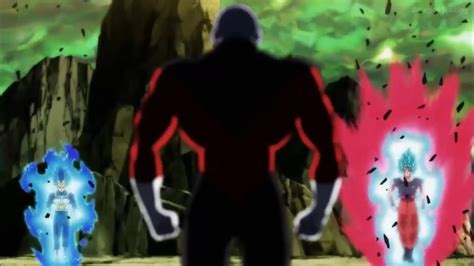 vegeta  goku  jiren hd vostfr  moment episode