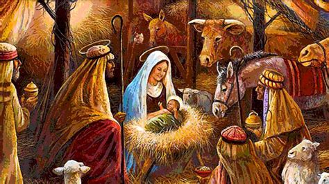 Jesus Birth Images Wallpaper by Jesus Birth Wallpaper 29 Images On Genchi Info