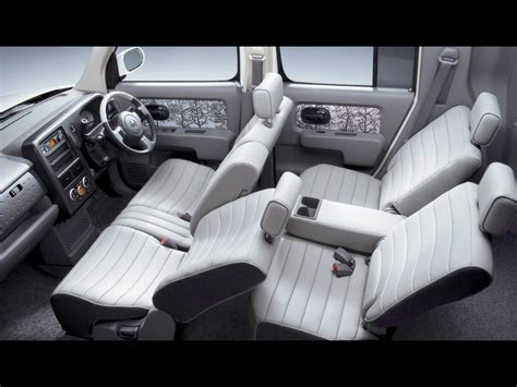 nissan cube interior cars pictures information nissan cube