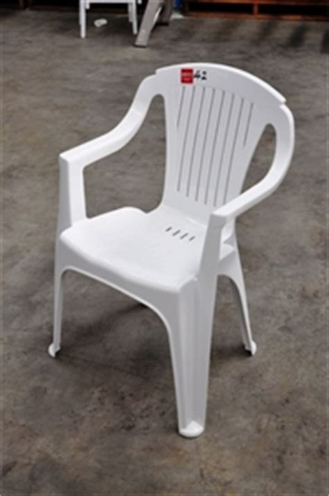 qty 15 x stackable resin chairs marquee rimmi low back