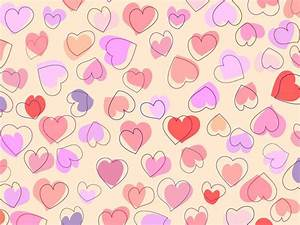 Cute Hearts Backgrounds - Wallpaper Cave