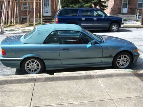 1996 bmw 3 series 328i convertible 2 8l 24 valve dohc inline 6 cylinder engine photo 27006987 sell used 1996 bmw 328i base convertible 2 door 2 8l in york pennsylvania united states for