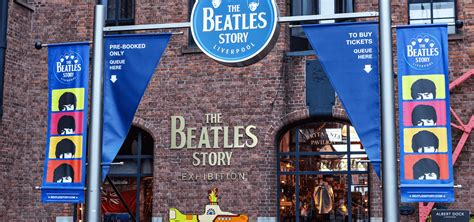 Beatles Story Museum Liverpool