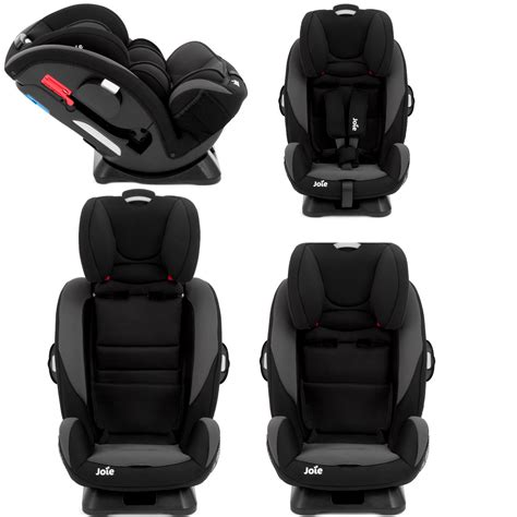 joie every stage joie every stage two tone black 0 1 2 3 car seat from birth baby carseat