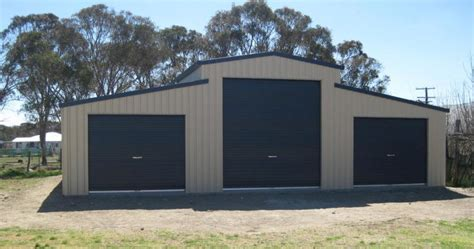 titan garages  sheds  queensland  mid