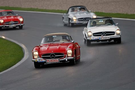 Mercedes Classic Car by World S Best Classic Cars On Show At Mercedes World