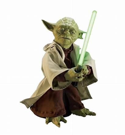 Yoda Transparent Background Master Title