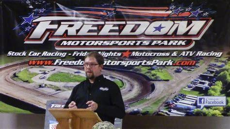 2017 Freedom Motorsports Park Banquet