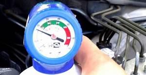 Diy Mercedes Ac Recharge  U2013 Howto The Easy Way  U2013 Mb Medic