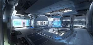 Zero-G Locker room - Star Citizen, Viktor Jonsson on ...