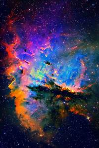 Nebulas, Constellations and Spirals on Pinterest
