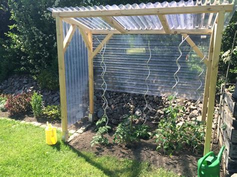 Gewächshaus Selbst Bauen gewächshaus für tomaten selber bauen tomatengew chshaus treibhaus