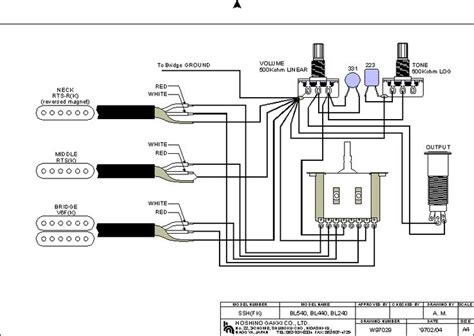 Ibanez Wiring Diagram Automanualparts