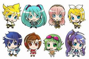 Chibis - Vocaloid Rp~! Photo (31675129) - Fanpop