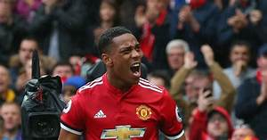 Manchester United forward Anthony Martial makes frank ...