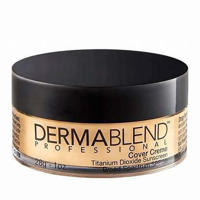 Foundation Creme Coverage Dermablend Cream Professional