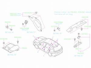 Subaru Forester Sensor Assembly