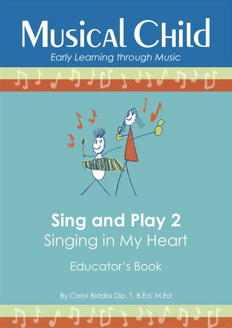 sing and play 2 preschool program 158   SP2 BookCover