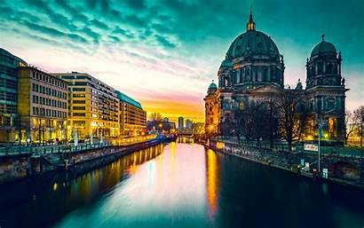 Berlin 1080p Wallpapers Dom Berliner Germany 4k
